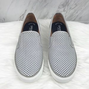 Sperry Seaside Memory Foam Slip On Sneaker